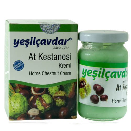 Yeşilçavdar At Kestanesi Kremi 100 ml