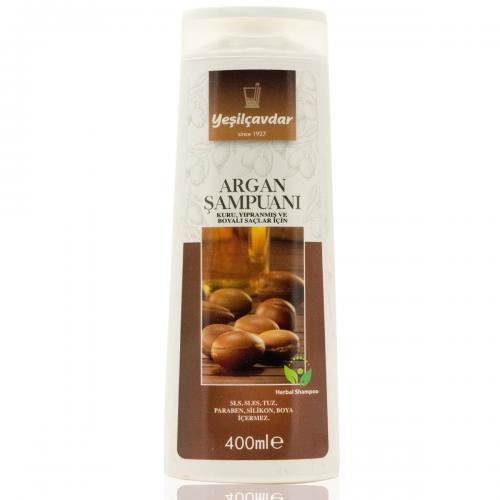 Yeşilçavdar Argan Şampuanı 400 ml