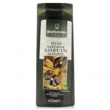 Yeşilçavdar Siyah Sarımsak Şampuanı 400 ml